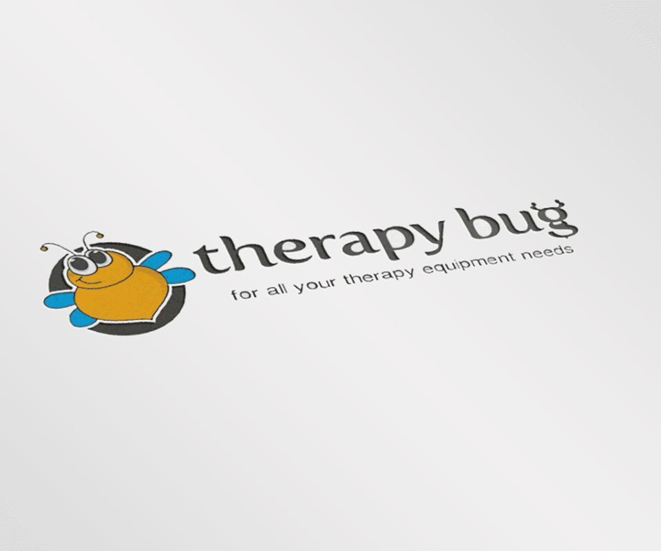Cute Bug Logo Design