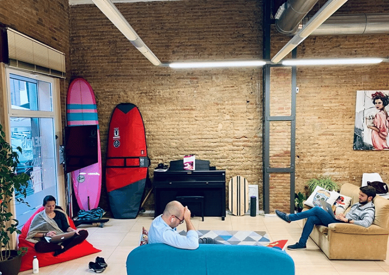 List Of Top 10 Coworking Spaces In Valencia, Spain