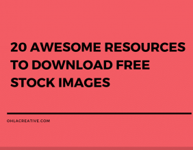 20 Awesome Resources To Download Free Stock Images