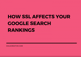 HOW SSL AFFECTS YOUR GOOGLE SEARCH RANKINGS