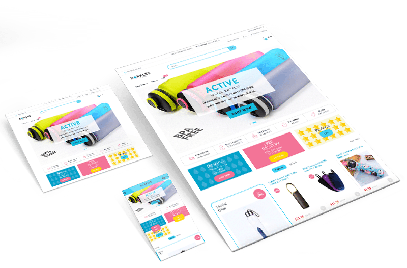 website and graphic design price list