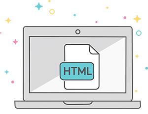 Static HTML Website Designs